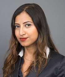 Headshot of Simi Areepurath